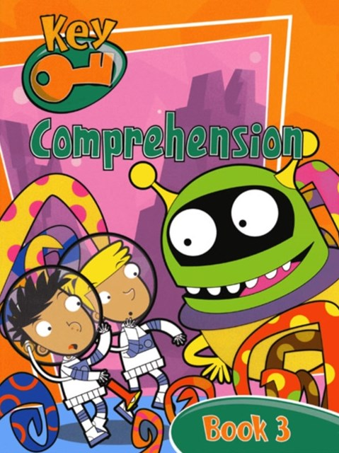 Key Comprehension: Pupil Book