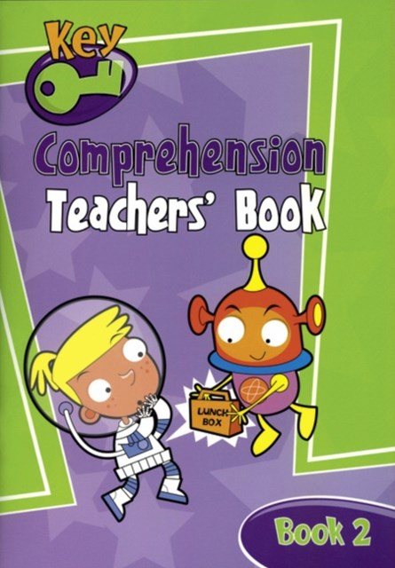 Key Comprehension: Teachers' Handbook