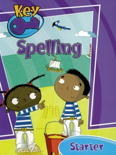 Key Spelling Starter Pupil Book