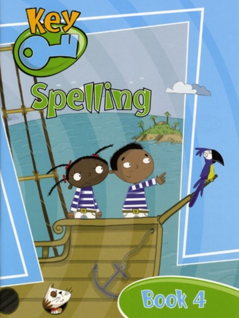 Key Spelling Pupil Book 4