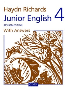 Haydn Richards Junior English Book 4 with Answers (Revised Edition) by Angela Burt, Angela Burt (9780602225513) - PaperBack - Non-Fiction