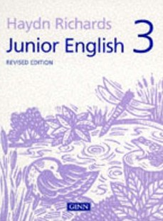 Junior English Revised Edition 3 by Haydn Richards (9780602275129) - PaperBack - Education