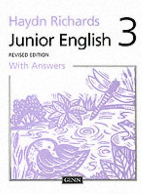 Junior English: Pupil Book with Answers