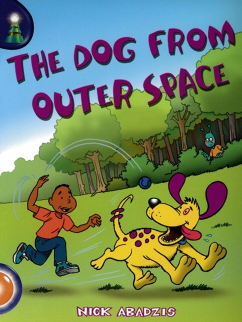 Year 1 Orange - Dog from Outer Space