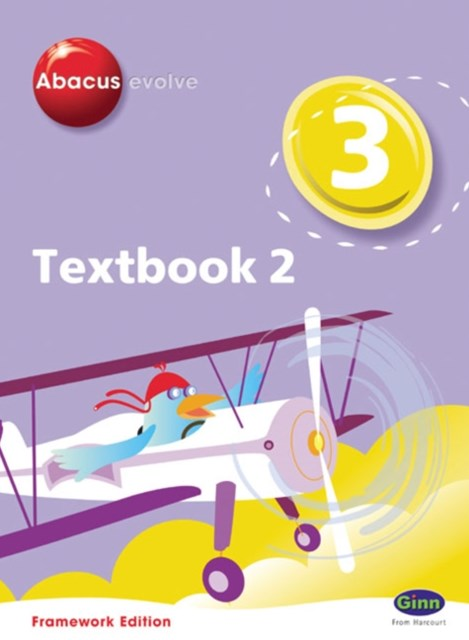 Abacus Evolve Year 3/P4: Textbook