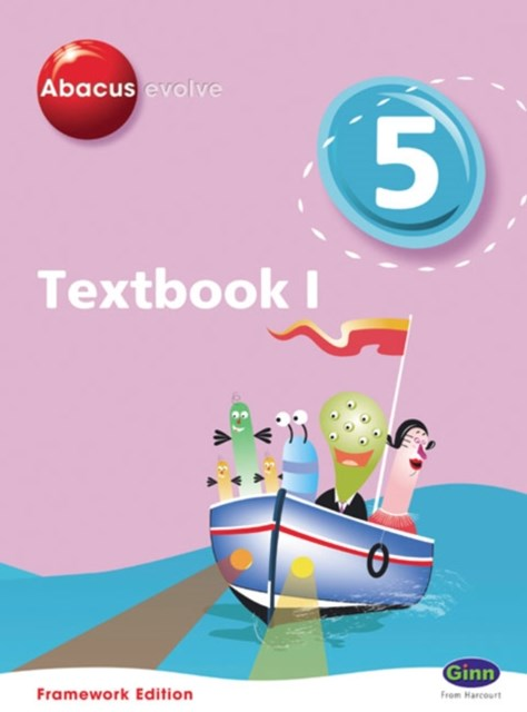 Abacus Evolve Year 5/P6: Textbook