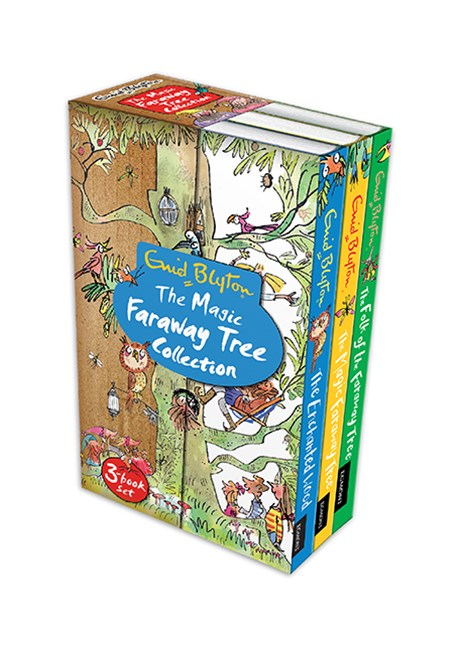 Magic Faraway Tree Collection Slipcase