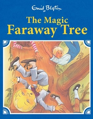 The Magic Faraway Tree Retro Illustrated