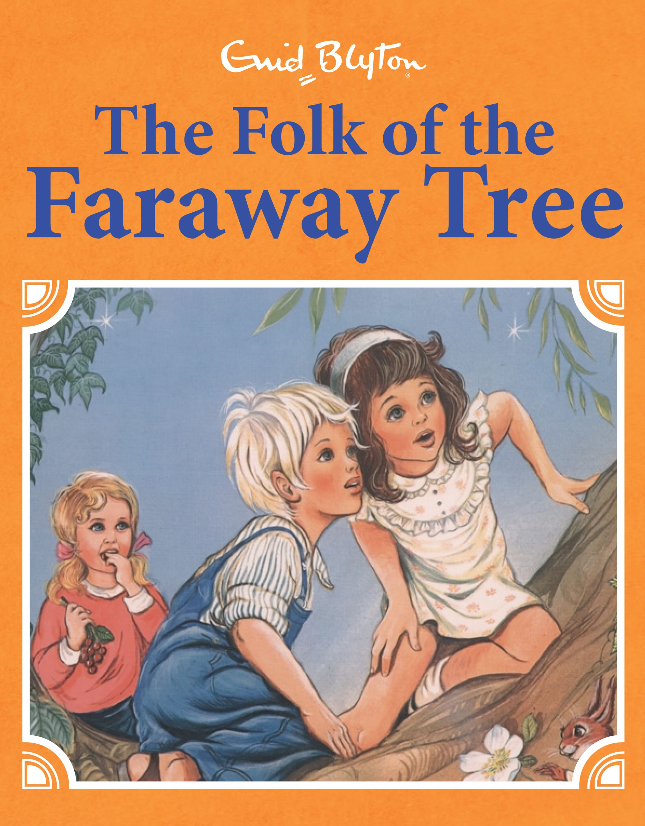 The Folk of the Faraway Tree Retro Illustrated