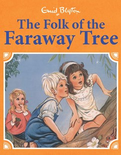 The Folk of the Faraway Tree Retro Illustrated by Enid Blyton (9780603572043) - HardCover - Children's Fiction