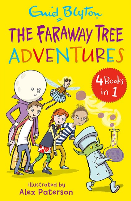 The Faraway Tree Adventures Bind-up