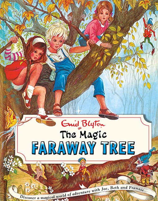 The Magic Faraway Tree vinatge