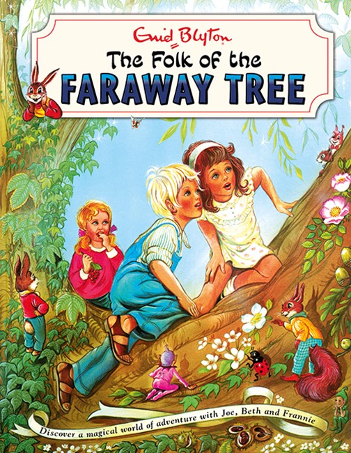The Folk of the Faraway Tree Vintage