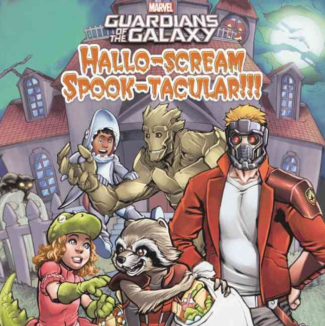 Guardians of the Galaxy Hallo-Scream Spook-Tacular!!!