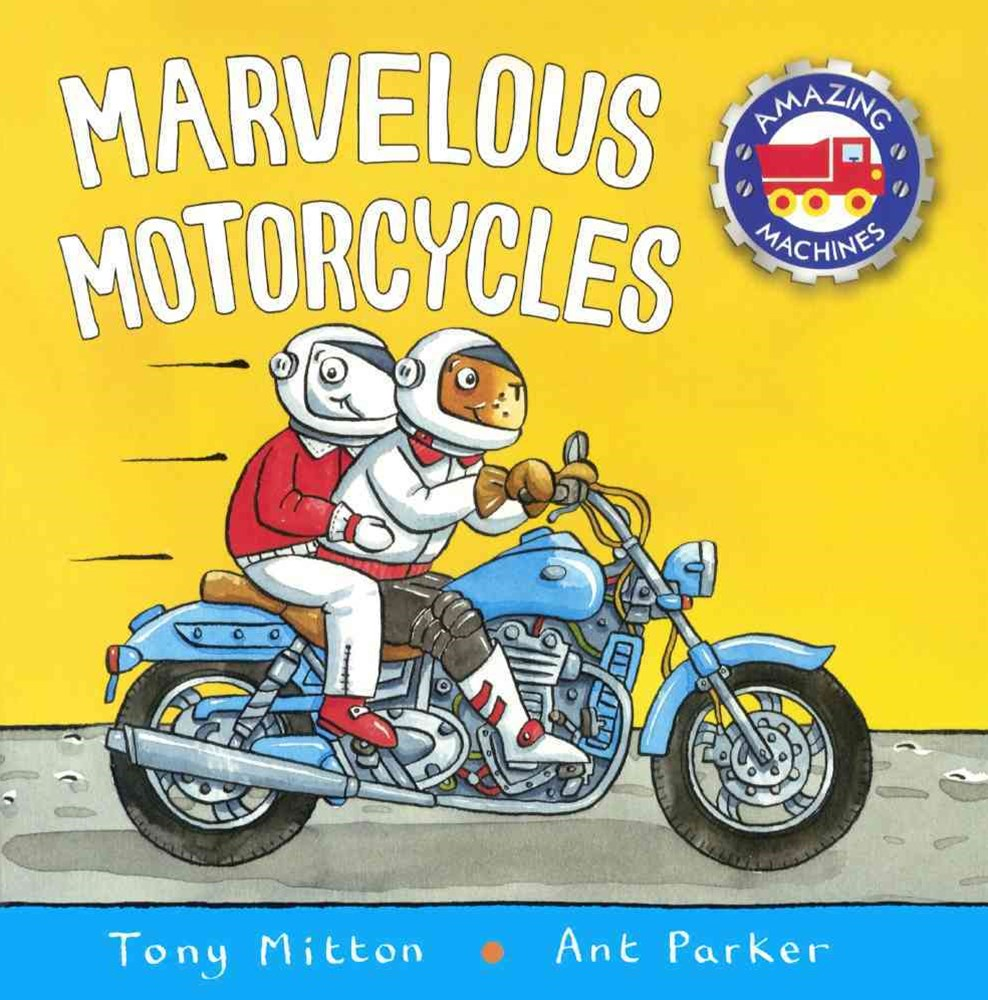 Marvelous Motorcycles