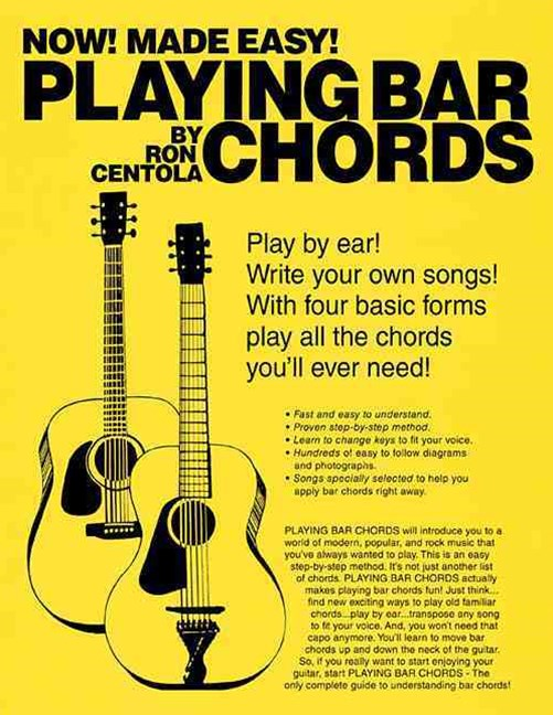Playing Bar Chords