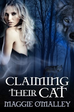 Claiming Their Cat: Werewolf Menage
