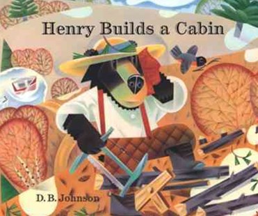 Henry Builds a Cabin - Children's Fiction Intermediate (5-7)