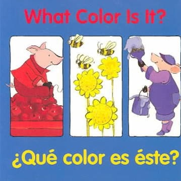 What Color Is It?/zque Color Es Este?