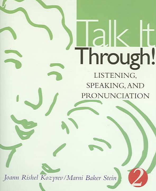 Talk It Through!: Audio CD