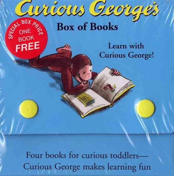 Curious George's Box of Books