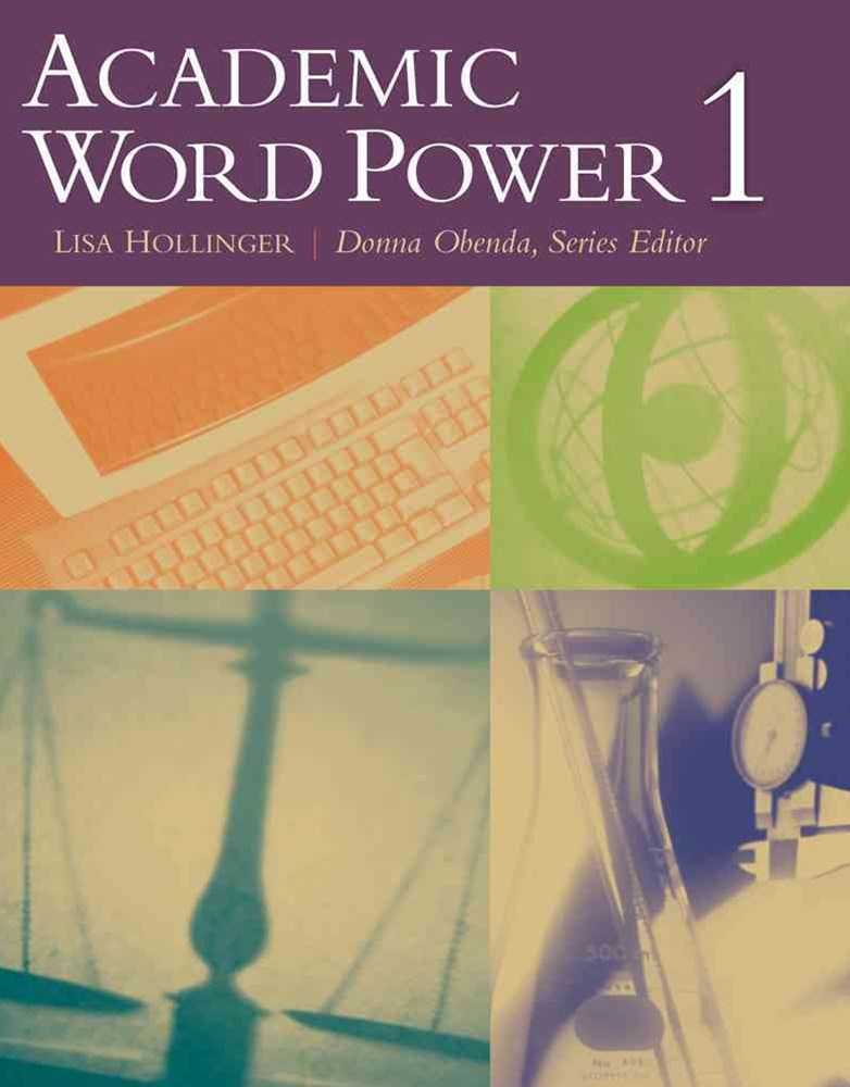 Academic Word Power 1