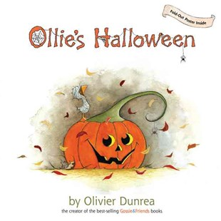 Ollie's Halloween by DUNREA OLIVIER (9780618532414) - HardCover - Children's Fiction