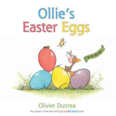 Ollie's Easter Eggs (a Gossie and Friends Book)
