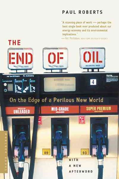 The End of Oil