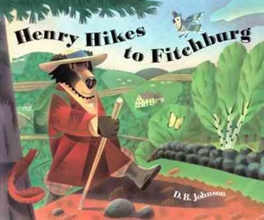 Henry Hikes to Fitchburg by JOHNSON D.B., D. B. Johnson (9780618737499) - PaperBack - Non-Fiction Animals