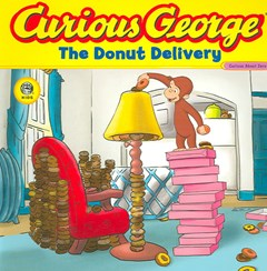 Curious George the Donut Delivery