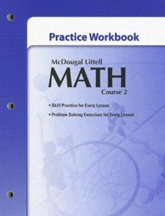 Math Course 2 by Holt Mcdougal (9780618746385) - PaperBack - Education