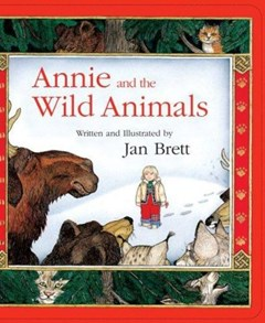 Annie and the Wild Animals Board Book