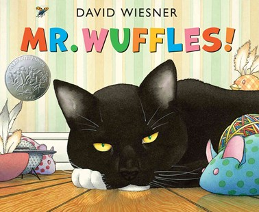 Mr. Wuffles! - Children's Fiction Intermediate (5-7)