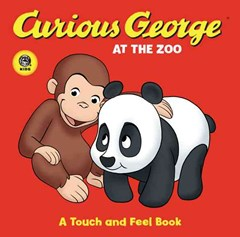 Curious George at the Zoo a Touch and Feel Tv Board Book