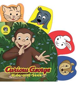 Curious George Hide-and-seek Bb by REY H A, Margret Rey, H. A. Rey, Margret Rey (9780618891993) - HardCover - Children's Fiction Early Readers (0-4)