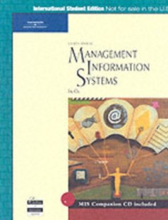 Management Information Systems by Effy Oz (9780619215385) - HardCover - Business & Finance Business Communication