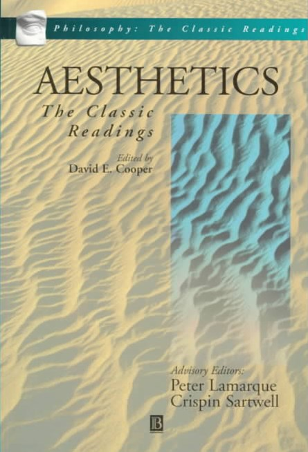 Aesthetics - the Classic Readings