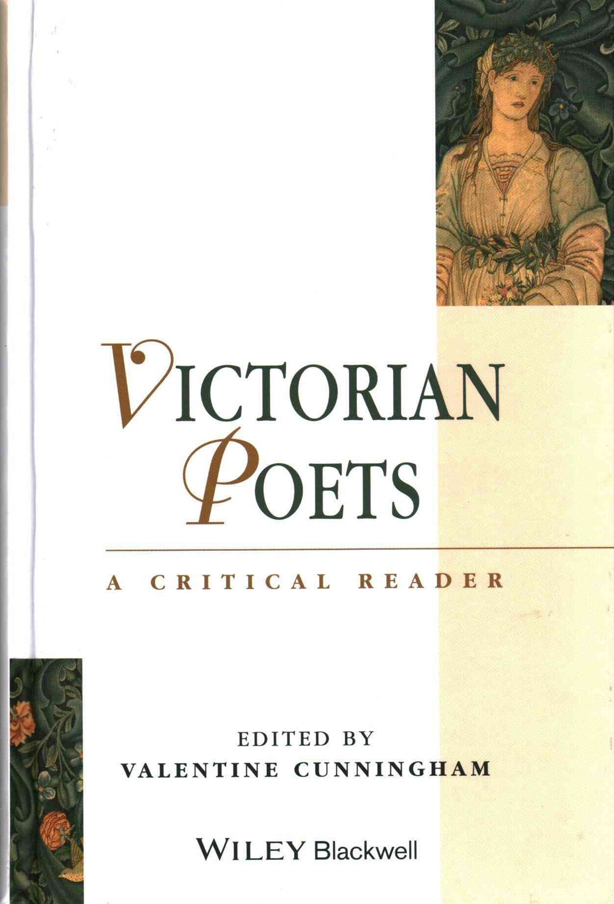 Victorian Poets - a Critical Reader