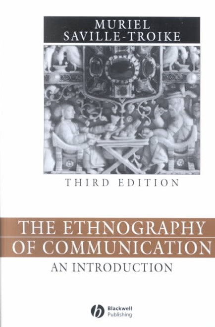 The Ethnography of Communication - an Introduction3e