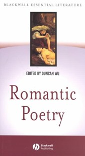Romantic Poetry by Duncan Wu (9780631229742) - PaperBack - Poetry & Drama Poetry