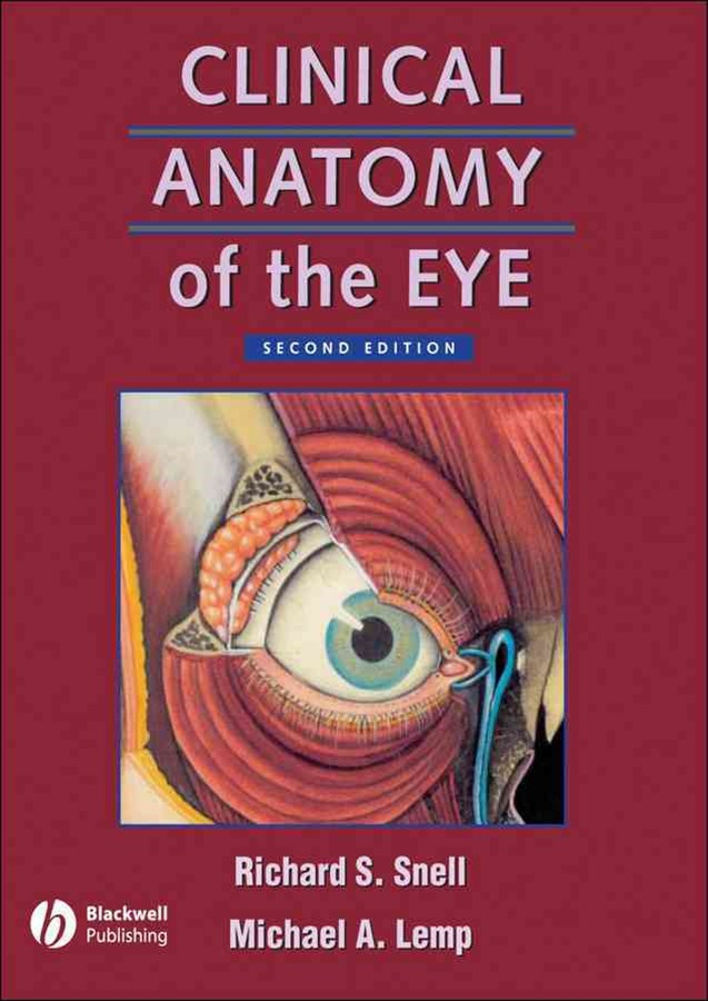 Clinical Anatomy of the Eye 2E