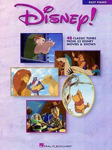 Disney! by  (9780634000652) - PaperBack - Entertainment Music General