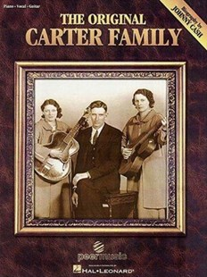 The Original Carter Family by The Carter Family (9780634003813) - PaperBack - Entertainment Music General