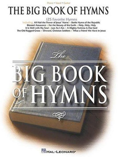 Big Book of Hymns (PVG)