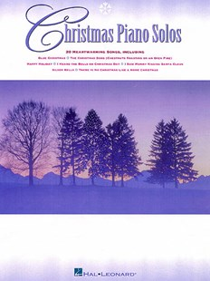 Christmas Piano Solos by Hal Leonard Publishing Corporation (9780634008535) - PaperBack - Entertainment Music General