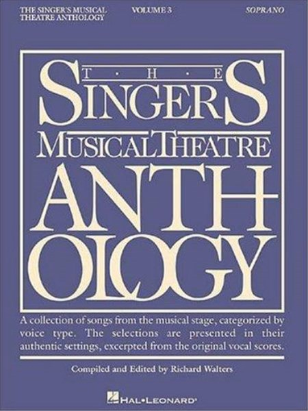 Musical Theatre Anthology - Soprano (Piano/Vocal)
