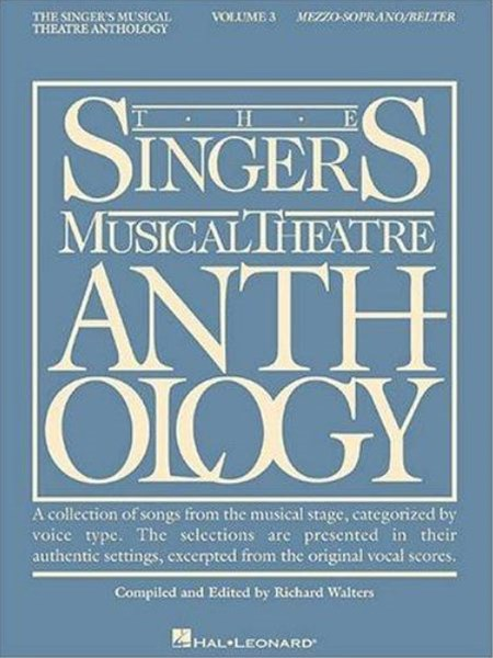 Singers Musical Theatre Anthology: Mezzo Soprano