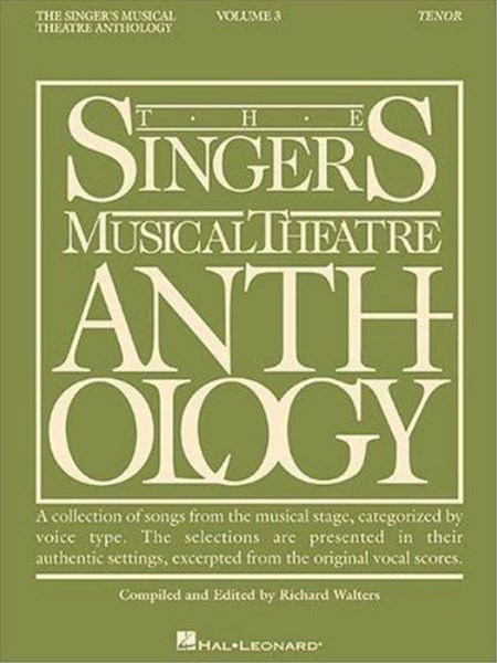 Musical Theatre Anthology - Tenor (Piano/Vocal)