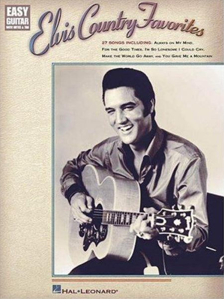 Elvis Country Favorites